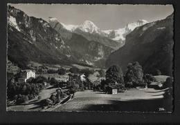 Wilderswyl - Wilderswil - Canton De Berne CPSM Suisse - BE Berne