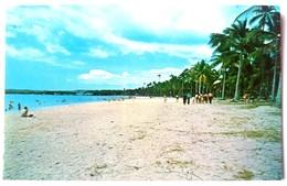 #305   Beach 'BOQUERON' At Cabo Rojo - PUERTO RICO Caribbean Islands - US Postcard - Postcards