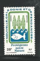 Nelle Calédonie N° 452-Protection De La Nature- Neufs ** - Nouvelle-Calédonie