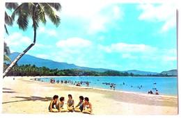 #305   Beach 'LUQUILLO' - PUERTO RICO Caribbean Islands - US Postcard - Postcards