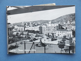 Cartolina Iglesias - Piazza Quintino Sella - 1960 - Cagliari