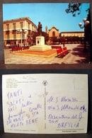(FG.C24) BITONTO - PIAZZA ALDO MORO E MONUMENTO A T. TRAETTA MUSICISTA (BARI) Piazza Margherita Di Savoia - Bitonto