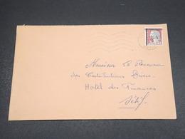 ALGÉRIE - Enveloppe De Sétif Pour Sétif En 1962 , Affranchissement Decaris Surchargé EA - L 18558 - Algeria (1962-...)