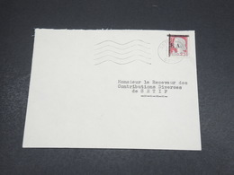 ALGÉRIE - Enveloppe De Sétif Pour Sétif En 1962 , Affranchissement Decaris Surchargé EA - L 18559 - Algeria (1962-...)