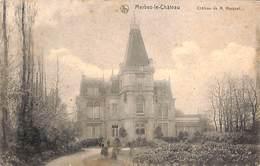 Merbes-le-Château - Château De M. Marquet (animée) - Merbes-le-Chateau