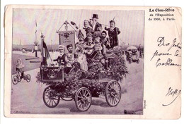 1617 - Le Clou-Rêve De L'Exposition De 1900 à Paris - - Exhibitions