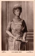 CPA Queen Mary BRITISH ROYALTY (679060) - Königshäuser