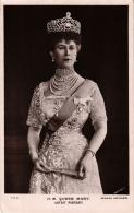 CPA Queen Mary Latest Portrait BRITISH ROYALTY (679086) - Königshäuser
