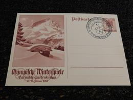 Entier Postal Deutch Reich 1936 (Q5) - Duitsland