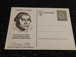 Entier Postal Deutch Reich  (Q5) - Duitsland