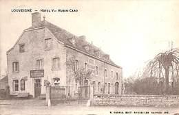 Louveigné - Hôtel Vve Hubin-Caro (Desaix, Café Restaurant) - Sprimont
