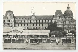 14 Calvados Houlgate Le Grand Hotel écrit Hopital Militaire 1916.... - Houlgate