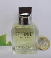 Miniature Parfum Eternity 15 Ml Homme - Vintage Miniatures (until 1960)