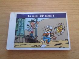 DIV518 MINI BD PUBLICITAIRE CORN FLAKES LUCKY LUKE 2002 TOME 1 - Lucky Luke