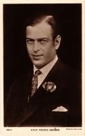 CPA Prince George BRITISH ROYALTY (679280) - Familles Royales