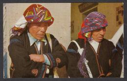 25663/ CHICHICASTENANGO, Indians Cofrades - Guatemala