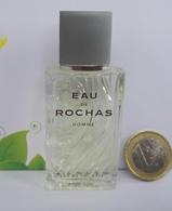 Miniature Parfum  Rochas 10 Ml Homme - Vintage Miniatures (until 1960)