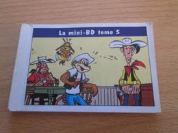 DIV518 MINI BD PUBLICITAIRE CORN FLAKES LUCKY LUKE 2002 TOME 5 - Lucky Luke
