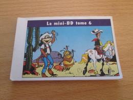 DIV518 MINI BD PUBLICITAIRE CORN FLAKES LUCKY LUKE 2002 TOME 6 - Lucky Luke