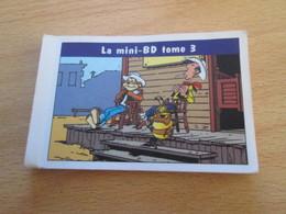 DIV518 MINI BD PUBLICITAIRE CORN FLAKES LUCKY LUKE 2002 TOME 3 - Lucky Luke