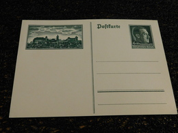 Entier Postal, Deutch Reich, Timbre Hitler  (Q5) - Allemagne