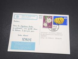 """FORMOSE - Carte Publicitaire """" Ionyl """" En 1965 Pour La France , Affranchissement Plaisant - L 18573 - Lettres & Documents"""