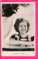 Cpa Carte Postale Ancienne  - Shirley Temple Fox Film 534 - Artistes