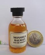 Miniature Parfum    Homme Monsieur Balmain - Vintage Miniatures (until 1960)