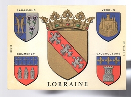 Lorraine Heraldry, Héraldique (52-3) - France