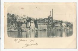 Inde Benares  ,  India Postage 1904 - India