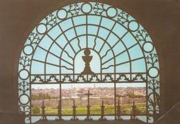 JERUSALEM. VIEW OF THE OLD CITY FROM DOMINUS FLEVIT. STAR CARDS. CIRCA 1990's. ISRAEL.-BLEUP - Israël