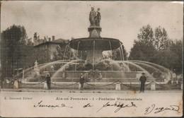 Aix En Provence Fontaine Monumentale - Aix En Provence