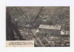 Panorama Vers Le Quartier De La Madeleine Pris En Ballon. Dirigeable Militaire Eclaireur Conté. (2929) - France