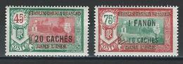 Inde Yv. 79-80, Mi 78-79 * - India (1892-1954)