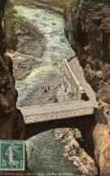 B 5497 -   Algerie         Constantine  Les Gorges       Le Pont Du Diable - Constantine