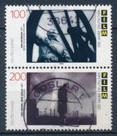 RFA - Centenaire Du Film Allemand YT 1648-1649 Obl. / Bund - 100 Jahre Deutscher Film Mi.Nr. 1816-1817 Gest. - BRD