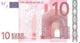 Portugal - 10 EURO - U003  H1 - M PORTUGAL - - EURO