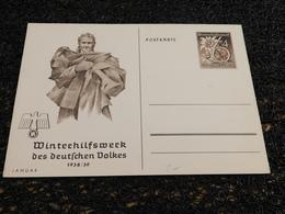 Entier Postal, Deutch Reich,    (R5) - Duitsland