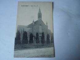 Klein Sinaai (Klein Sinay) Kerk O.L.V. 19?? - Belgium