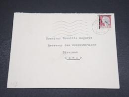ALGÉRIE - Enveloppe De Sétif Pour Sétif En 1962 , Affranchissement Decaris Surchargé EA - L 18612 - Algérie (1962-...)