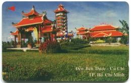 Vietnam Uniphonekad - 3MVSC Den Ben Duoc - Cu Chi (Normal Zero) - Vietnam