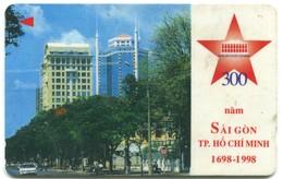 Vietnam Uniphonekad - 4MVSD Saigon (Normal Zero) - Vietnam
