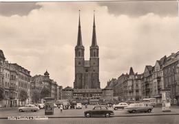 GERMANY - Halle - Hallmarkt - Automotive - Halle (Saale)