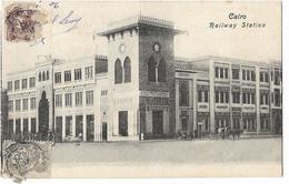 Cairo - Railway Station - Cairo
