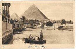 Cairo - Mena Village - Cairo