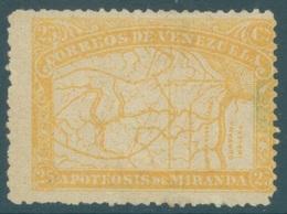 VENEZUELA - 1896  - MNH/**  - Yv 56 -  Lot 17025 - Venezuela