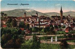 SIBIU-NAGYSZEBEN-KERMANNSTADT-1920 - Romania