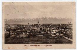 SIBIU-NAGYSZEBEN-KERMANNSTADT-1927 - Romania