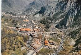 06-SAINT-DALMAS-DE-TENDE-  VUE GENERALE AERIENNE - Autres Communes