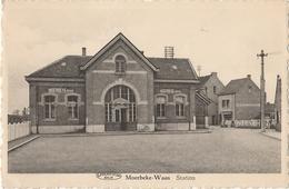 MOERBEKE WAAS Station - Moerbeke-Waas